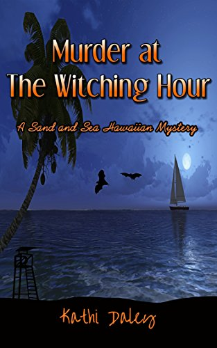 book cover of Murder at the Witching Hour