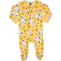 TipTop Macacão Pijama bebê, Amarelo, E
