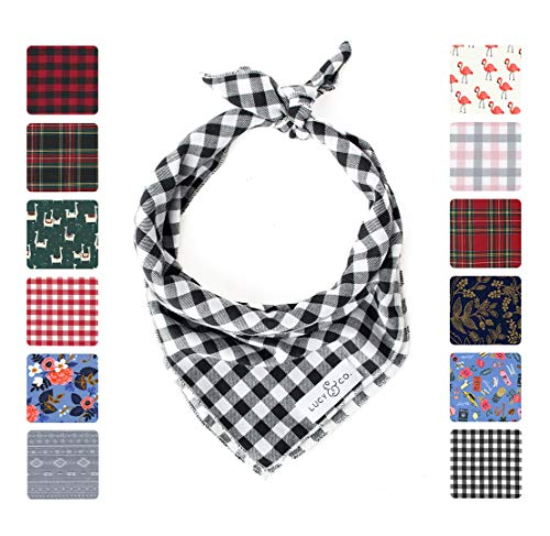 Lucy-Co-Dog-Bandana-Designer-Puppy-Accessory-for-Boy-and-Girl-Dogs-Includes-1-Limited-Edition-Print-Bandana
