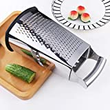 LoLa Ling Handle Cheese Butter Grater Slicer Lemon Citrus Tool Kitchen Accessories Stainless Steel Cooking Tools Pastry Tool