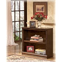 Small Brown Home Office Bookcase