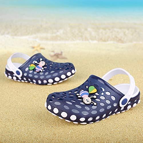 O.T.Sea Kids Cute Garden Water Shoes Cartoon Slides Sandals Clogs Children Beach Slipper Boys Girls