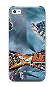 Awesome Design Street Fighter Hard Case Cover For Iphone 5c