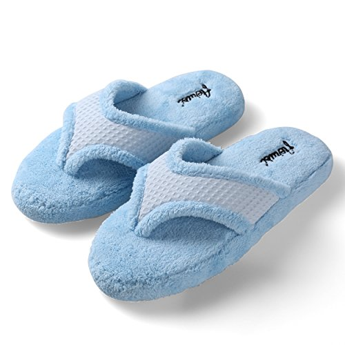 Blu Morbido Per La Casa Infradito Flip-flop Infradito Per La Casa