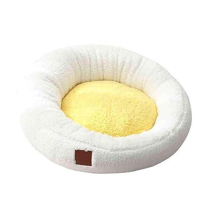 Zhongsufei Sofa-Style Couch Pet Bed Cojín de Perro de Gato de Cama Caliente para