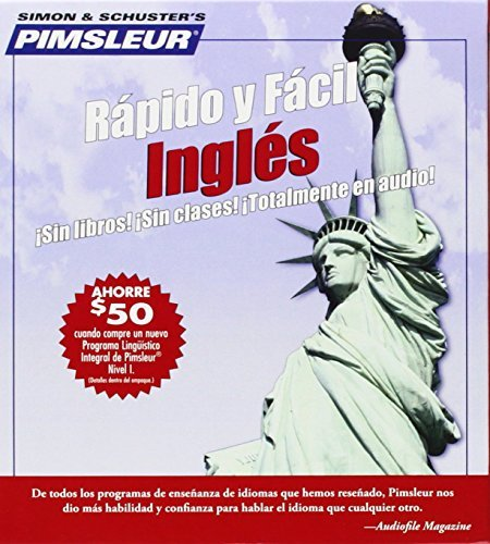 English Spanish Speakers Pimsleur Lessons product image