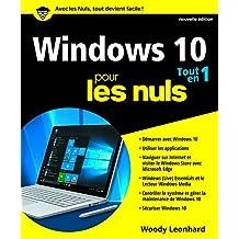 Windows 10 pour les nuls: Tout en 1