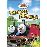 Thomas & Friends: James Goes Buzz Buzz [Import]