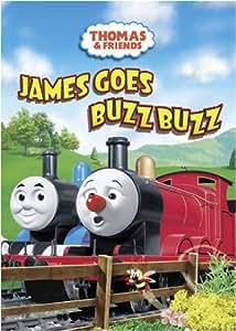 T&f: James Goes Buzz Buzz