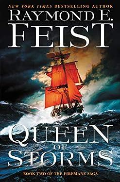Queen of Storms: Book Two of The Firemane Saga (Firemane Saga, The 2)