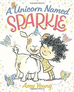 Book Cover: A Unicorn Named Sparkle