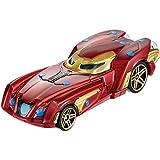 Hot Wheels Marvel 1:64 Character Car Assortment (Styles May Vary)