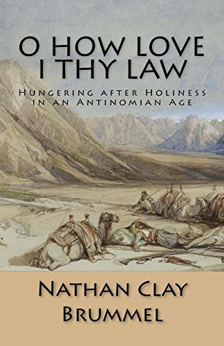 O How Love I Thy Law: Hungering after Holiness in an Antinomian Age (English Edition)