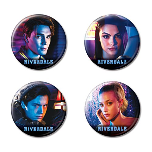 Top Womans Novelty Buttons & Pins