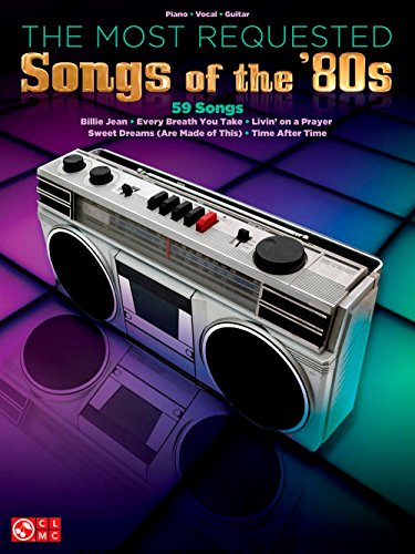 The Most Requested Songs of the '80s - Softcover (Every Rose Has Its Thorn Piano Sheet Music)