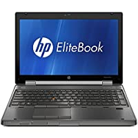 HP EliteBook 8560W 15 Notebook PC - Intel Core i5-2540M 2.5GHz 8GB 500GB Windows 10 Professional (Certified Refurbished)