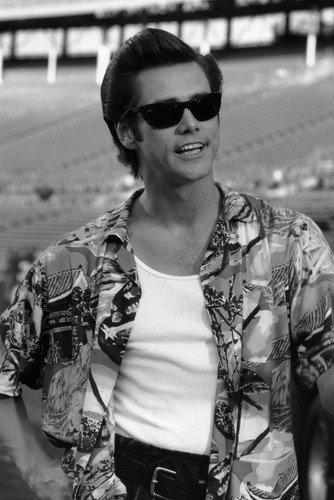 Jim Carrey in Ace Ventura: Pet Detective portrait classic 24x36 Poster