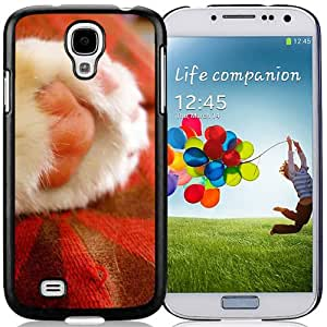 Unique Designed Cover Case For Samsung Galaxy S4 I9500 i337 M919 i545 r970 l720 With Cat Paw Phone Case Cover