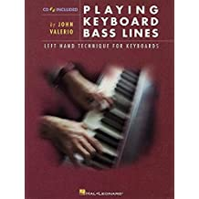 Playing Keyboard Bass Lines Left-Hand Technique for Keyboards