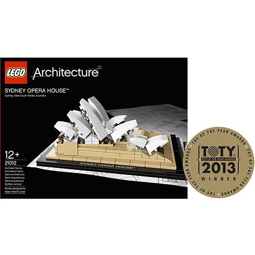 Set de juego LEGO Architecture Sydney Opera House