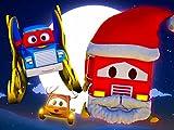 The Giant Elf Truck / Santa's Sledge