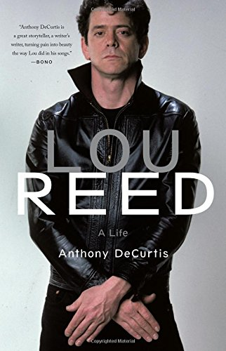 Lou Reed: A Life cover