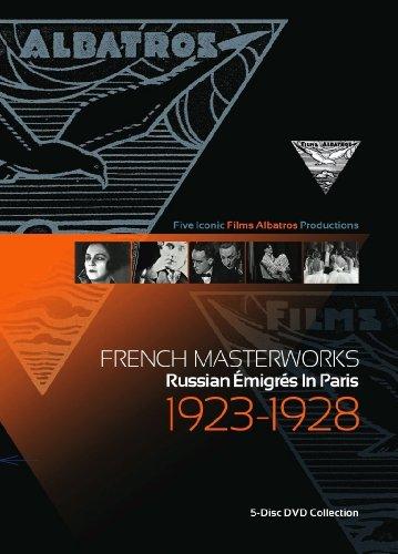 Russian Emigres in Paris 1923-29 (5PC)
