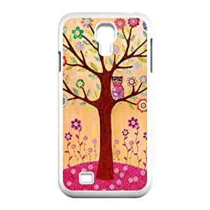 YAYADE Phone Case Of Painting Flower for Samsung Galaxy S4 I9500
