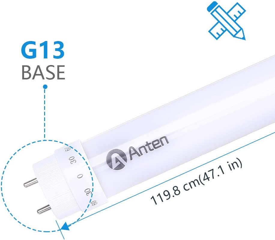 2x LED Leuchtstoffröhre T8 90cm 6400K Neonröhre Röhrenlampe Leuchte Doppelpack