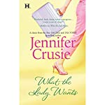 What the Lady Wants | Jennifer Crusie