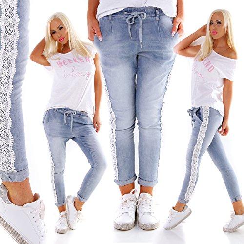PLACEduJOUR Jeans Femme Bleu PLACEduJOUR Clair Femme Bleu Clair Jeans Jeans PLACEduJOUR qEPxFnwd