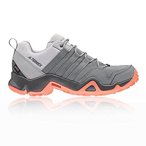 Adidas Vrouwen Terrex Ax2r Gtx Trekking & Wandelschoenen Half Grijs (gritre / Gritre / Cortiz 000)