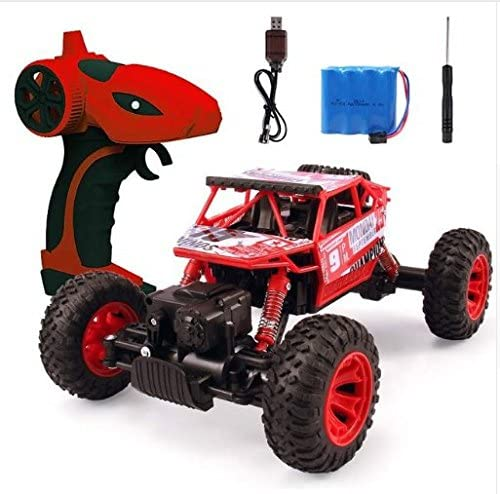 Bei Jess 4Wd Rc 2.4Ghz Rocker Climbing Auto 4X4 Dual-Motor Bicycle Remote Control Model Off-Road Vehicle Junge Toys