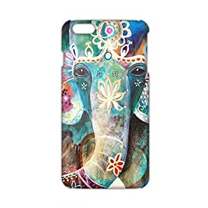 Angl 3D Case Cover Cartoon Elephant Phone Case for iphone 5 5s