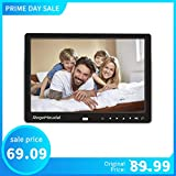 RegeMoudal 12 Inch Digital Photo Frame Picture Frame with Remote Control 1080P High