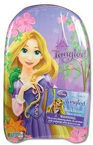 Disney Rapunzel Foam Kickboard 17x10.5 by DDI