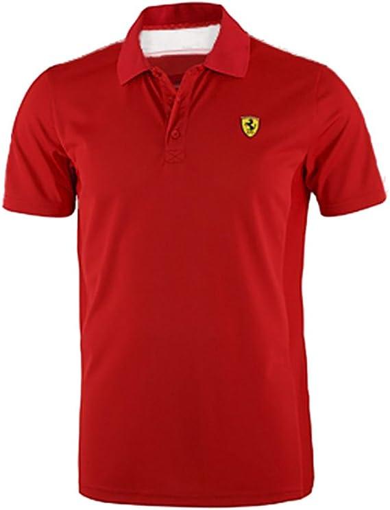 ferrari button down shirt