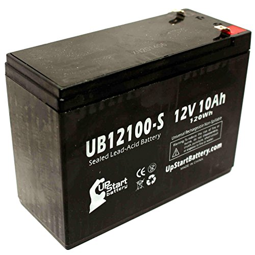 Gruber Power Services 58-GPS-12-10F2 Battery - Replacement U