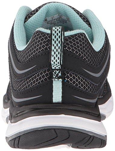 US Black Shift Lilac Shoe Ryka 9 Metallic Women's Walking Grey M Grey Black Steel 6gnpPqUaw