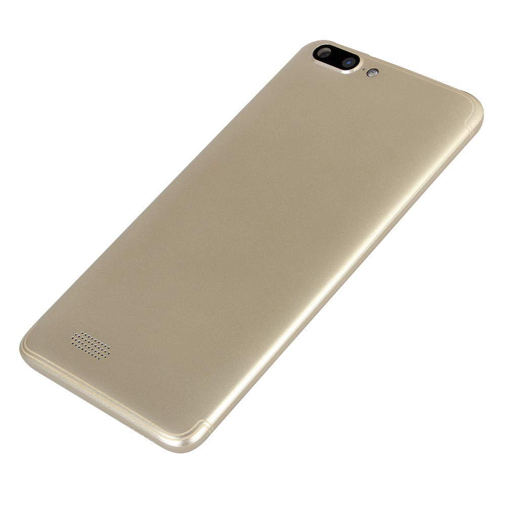 LIEJIE Smartphone Unlocked Cell Phones 5.0'' Ultrathin Android5.1 Quad-Core 512MB+4GB GSM 3G WiFi Dual SIM Dual Camera Smart Cellphone by LIEJIE (Image #4)