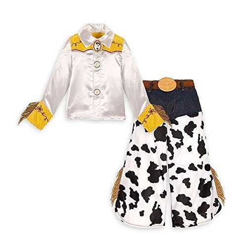 Disney Store Toy Story Jessie The Cowgirl Costume 7/8 Girls