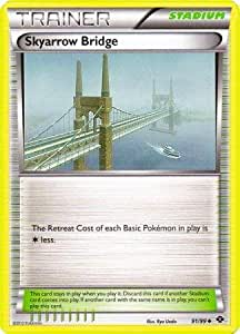 Pokemon - Skyarrow Bridge (91) - BW - Next Destinies [Toy]
