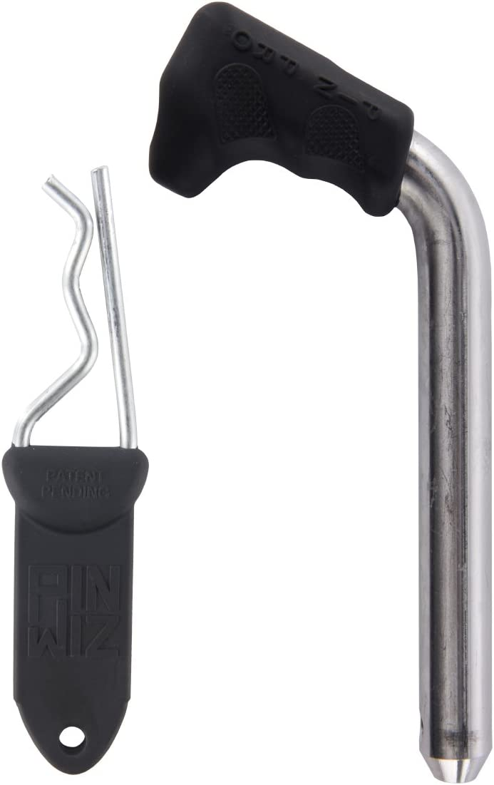 Durable Will Not Crack Cotter Pin for Tow Hitch Easy in Easy Out Installation Pin Wiz Trailer Hitch Clip