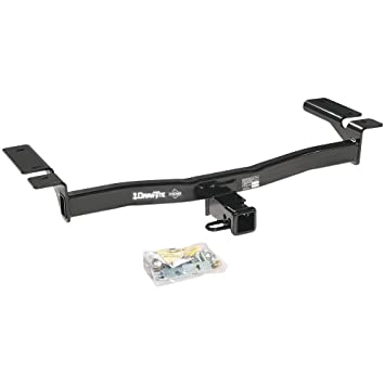 draw-tite trailer hitch + wiring 75992 fits 07-10 ford edge lincoln mkx  class 4, hitches - amazon canada