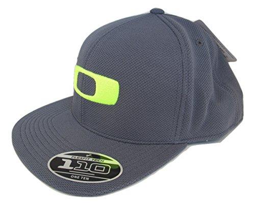 Oakley Men's Square O-Flex Snapback Hat Cap - - Square O Oakley