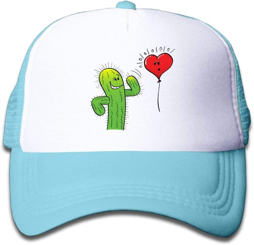 LLALUA Natural Tribal Brown Girl Snapback Mesh Baseball Hat