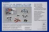 Molymod Molec Model Set Organic Chemistry, Indigo, 0072846097