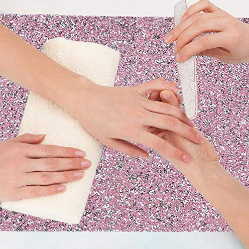 Amazon.com: Goodbene - Alfombrilla plegable para manicura ...