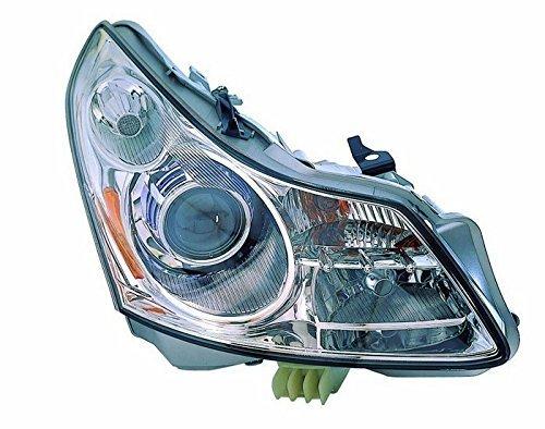 For Infiniti G35 07 08 G37 09 Sedan Xenon Without Technology Pkg Head Light Rh ()