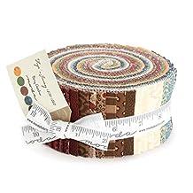 Betsy Chutchian Hope's Journey 1830-1860 Jelly Roll 40 2.5-inch Strips Moda Fabrics 31530JR